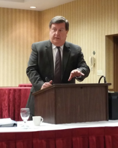 Attorney Alan Kirk featured speaker available for groups and seminars in central PA state college Bellefonte Centre county Blair County Clearfield County